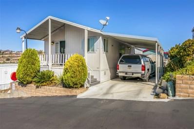 14291 Rios Canyon Rd UNIT 42, El Cajon, CA 92021 - MLS#: 180063014