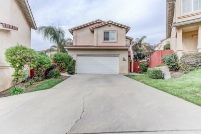 1642 Wally Way, El Cajon, CA 92021 - MLS#: 180063030
