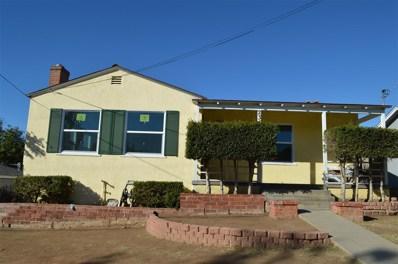 2346 Hopkins St, San Diego, CA 92139 - MLS#: 180063095