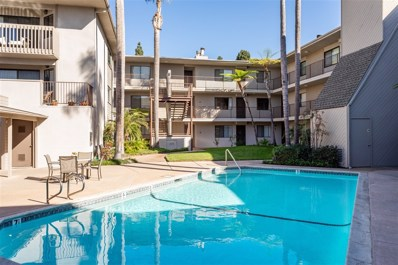 5750 Friars Road UNIT 208, San Diego, CA 92110 - MLS#: 180063137