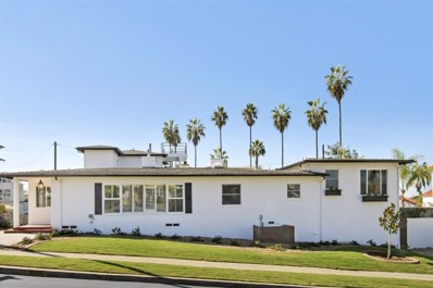 4603 Alhambra St, San Diego, CA 92107 - MLS#: 180063151