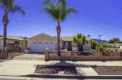 1297 Exeter St, El Cajon, CA 92019 - #: 180063171