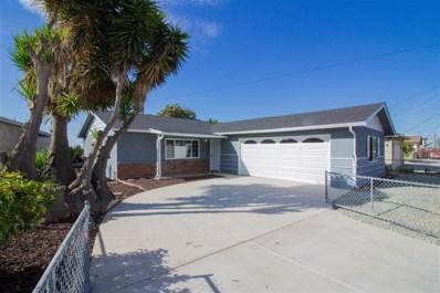 1456 Paradise Rd, San Diego, CA 92114 - MLS#: 180063195