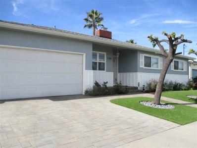 5140 Leo St., San Diego, CA 92115 - #: 180063259