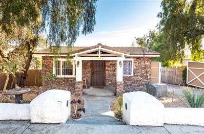 8801 Olive Dr, Spring Valley, CA 91977 - MLS#: 180063304