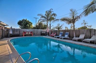 3574 Sandrock Road, San Diego, CA 92123 - MLS#: 180063346