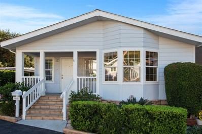 8975 Lawrence Welk Drive UNIT 81, Escondido, CA 92026 - MLS#: 180063366