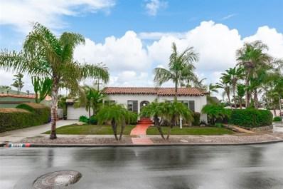 5001 Canterbury Dr, San Diego, CA 92116 - #: 180063387