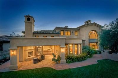 5110 Rancho Madera Bend, San Diego, CA 92130 - MLS#: 180063454