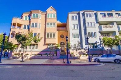 655 Columbia Street UNIT 202, San Diego, CA 92101 - MLS#: 180063463