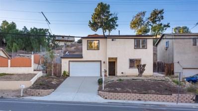 284 Woodman St., San Diego, CA 92114 - #: 180063552
