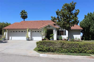 4027 Alton Way, Escondido, CA 92025 - MLS#: 180063570
