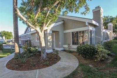 323 Riverview Way, Oceanside, CA 92057 - MLS#: 180063574