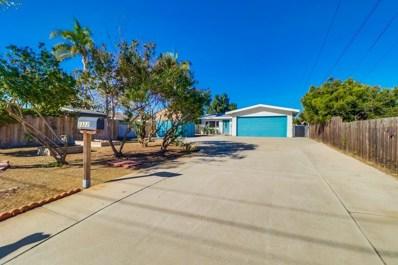 2320-22 Etiwanda Street, San Diego, CA 92107 - MLS#: 180063627