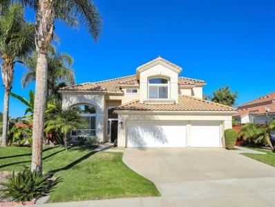 4882 Terracina Street, Oceanside, CA 92056 - MLS#: 180063659