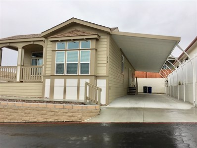 1401 El Norte Pkwy UNIT 213, San Marcos, CA 92069 - MLS#: 180063663