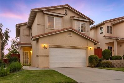 1864 McDougal Ter, El Cajon, CA 92021 - MLS#: 180063685