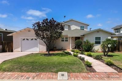 2034 Frankfort St, San Diego, CA 92110 - MLS#: 180063708