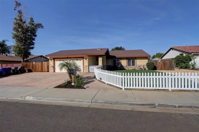 846 Ladysmith Dr., El Cajon, CA 92020 - #: 180063758