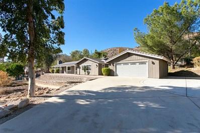 17352 Abrigo Way, Ramona, CA 92065 - MLS#: 180063762