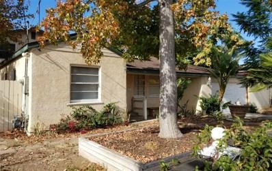 710 Galopago, Spring Valley, CA 91977 - MLS#: 180063827