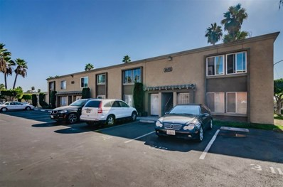 1631 Pentecost Way UNIT 7, San Diego, CA 92105 - MLS#: 180063852