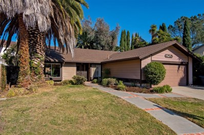 4578 Blackwell Road, Oceanside, CA 92056 - MLS#: 180063886