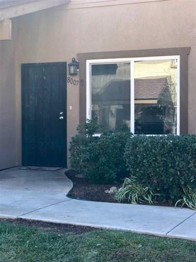 8007 Calle Fanita, Santee, CA 92071 - MLS#: 180063911