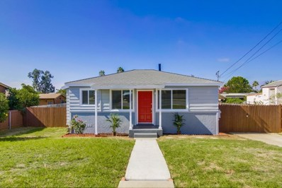 2754 Preece Street, San Diego, CA 92111 - MLS#: 180063926