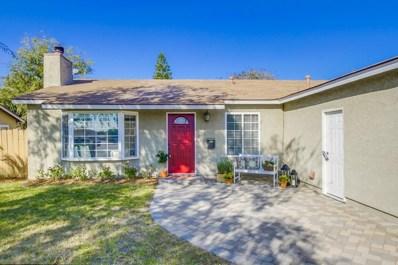 12618 Roberto Way, Poway, CA 92064 - MLS#: 180063930