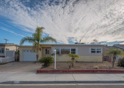 1219 Downing St, Imperial Beach, CA 91932 - MLS#: 180063961