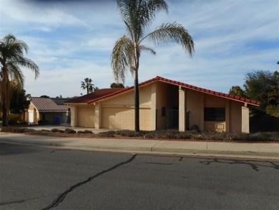 1281 Via Christina, Vista, CA 92084 - MLS#: 180063981