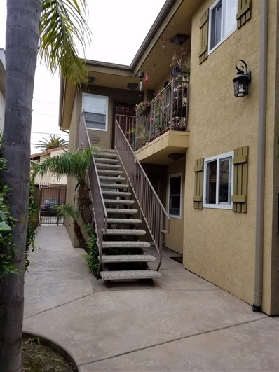 4772 Wilson Avenue UNIT 7, San Diego, CA 92116 - MLS#: 180064051