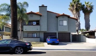 4642 Felton Street UNIT 1, San Diego, CA 92116 - MLS#: 180064085