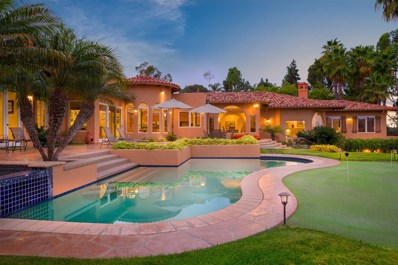 8192 Saint Andrews Rd, Rancho Santa Fe, CA 92067 - MLS#: 180064175