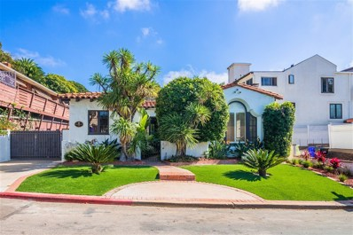 4115 Twiggs St, San Diego, CA 92110 - MLS#: 180064199