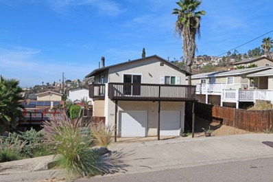 1322 La Mesa Ave, Spring Valley, CA 91977 - MLS#: 180064287