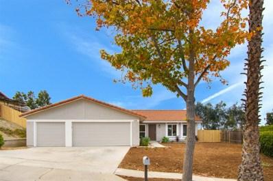 848 Granada Drive, Vista, CA 92083 - MLS#: 180064295