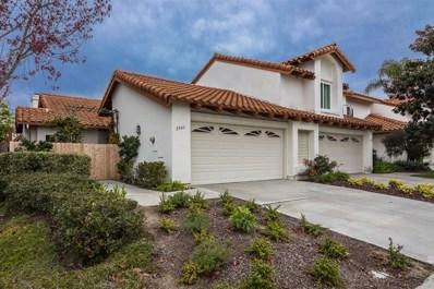 2046 Winsome Way, Encinitas, CA 92024 - MLS#: 180064296