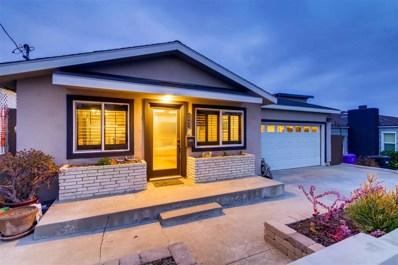 4046 Tennyson St, San Diego, CA 92107 - MLS#: 180064369