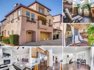 1218 Highbluff Avenue, San Marcos, CA 92078 - MLS#: 180064372