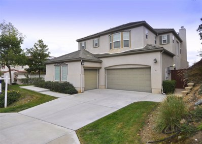 763 Leeward Ave, San Marcos, CA 92078 - MLS#: 180064505