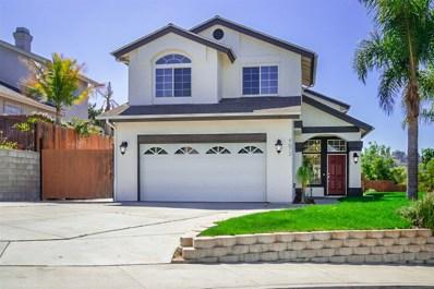 4673 Crawford Court, San Diego, CA 92120 - MLS#: 180064535