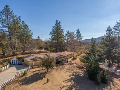 2861 Three Peaks Ln, Julian, CA 92036 - MLS#: 180064551