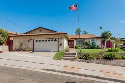 4789 Diane Ave, San Diego, CA 92117 - MLS#: 180064560