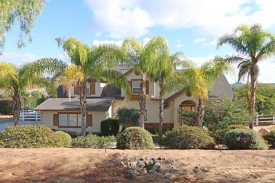 30369 Palomar Vista Drive, Valley Center, CA 92082 - MLS#: 180064611