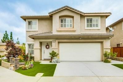 10003 Kika Ct, San Diego, CA 92129 - MLS#: 180064680