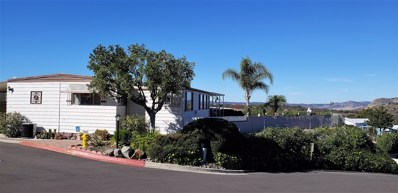 9500 Harritt Rd UNIT 164, Lakeside, CA 92040 - MLS#: 180064732