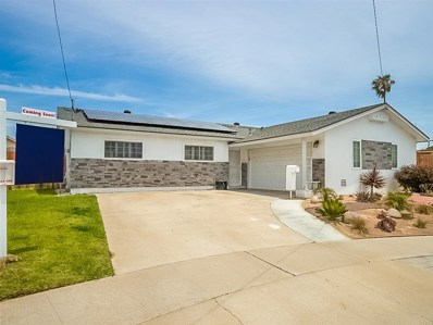 1325 Halley Ct, San Diego, CA 92154 - MLS#: 180064790