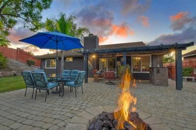 2720 Pepper Tree Drive, Oceanside, CA 92056 - MLS#: 180064796